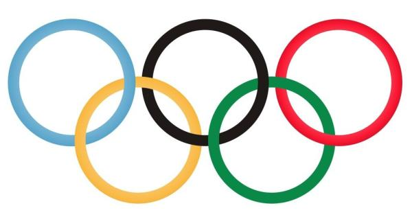 anéis olimpicos